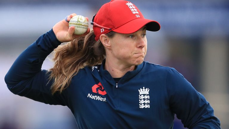 Beaumont says The Hundred can create female role models and show young girls that there is a career in cricket