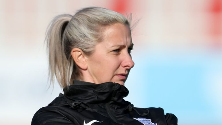 New Aston Villa manager Carla Ward talks to the Women's Football Show about her time at Birmingham City and the future of the women's game