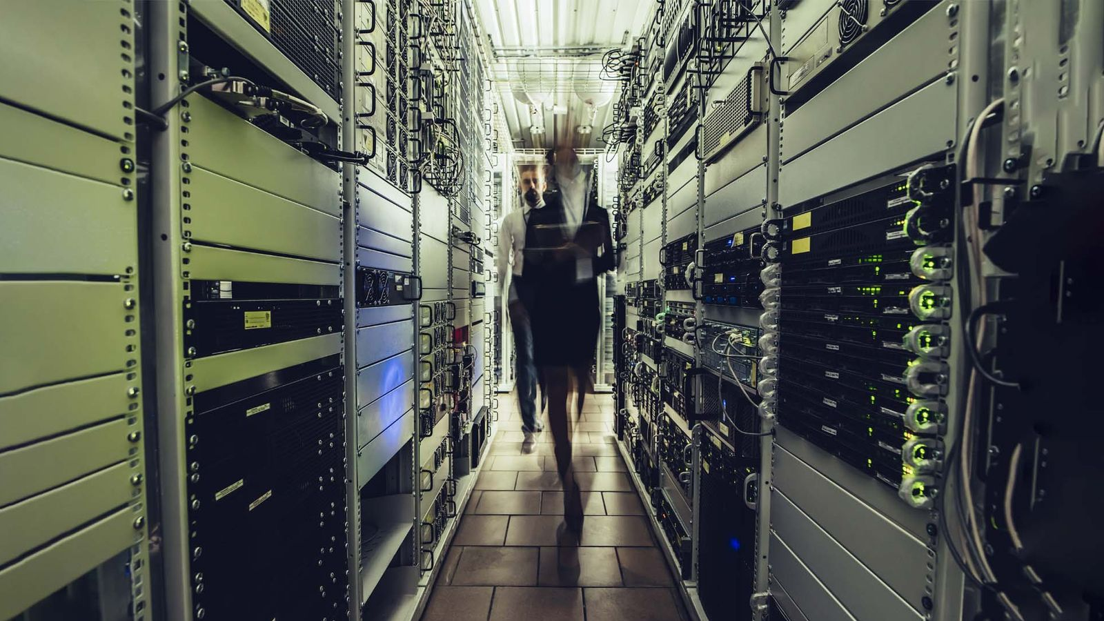 Warning issued over financial sector's reliance on cloud computing