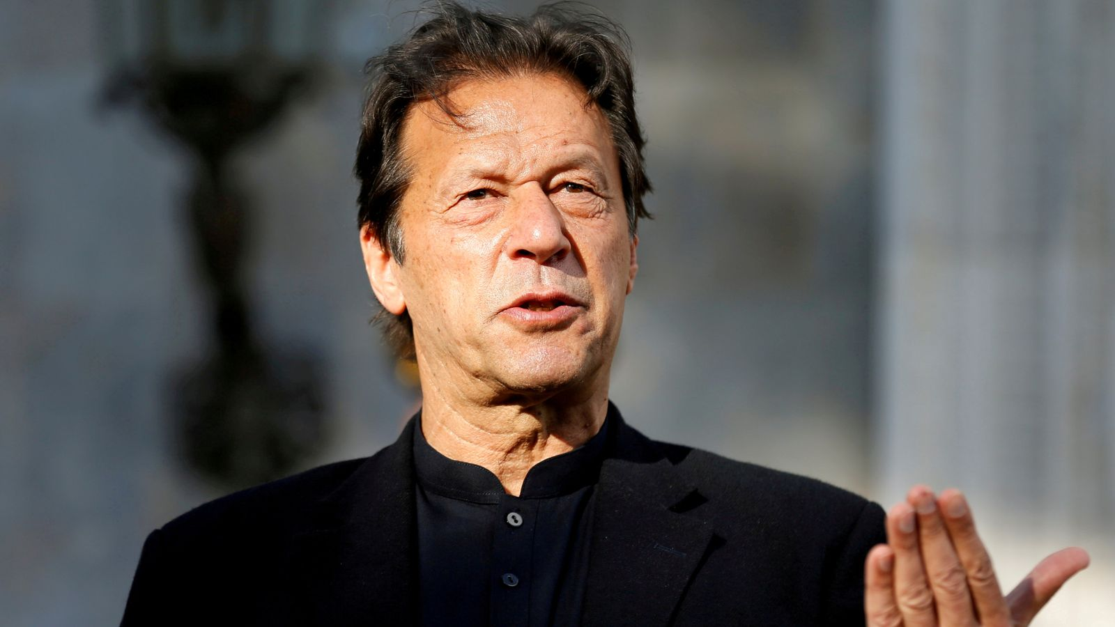 Outrage as Pakistan's PM links rise in rape cases to how women dress
