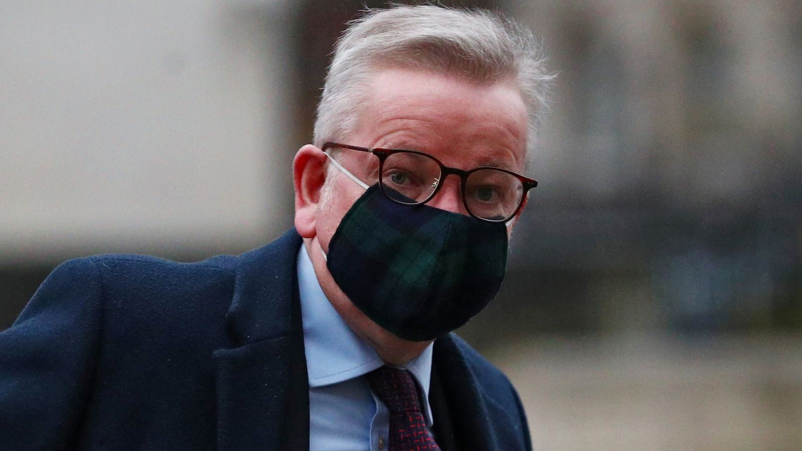 COVID-19: Michael Gove visits Israel to study country's 'green pass' as he mulls vaccine passport options