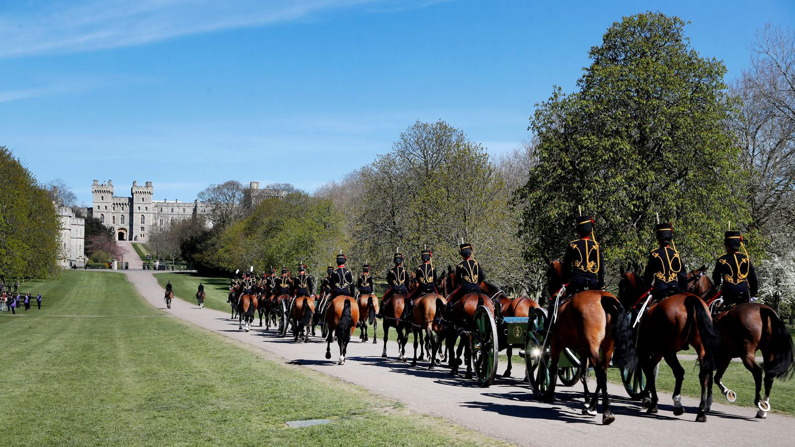 prince philip funeral - photo #5