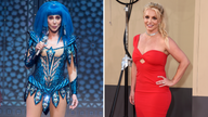 Cher has called on Britney Spears' father to step back from his conservatorship role. Pics: Owen Sweeney/Jordan Strauss/Invision via AP