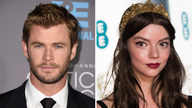 Chris Hemsworth and Anya Taylor-Joy will appear in the new Mad Max film. Pics: Jordan Strauss/Invision and Vianney Le Caer/Invision via AP