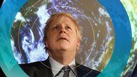 Boris Johnson on COP26