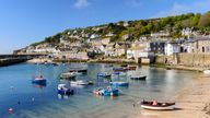 The housing market in Cornwall is booming, but it means locals are struggling to get on the property ladder