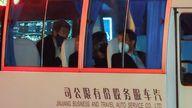 John Kerry in Shanghai