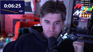 Ludwig Ahgren has broken a Twitch streaming record. Pic: Twitch/Ludwig