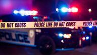 US police line generic image. Pic: iStock