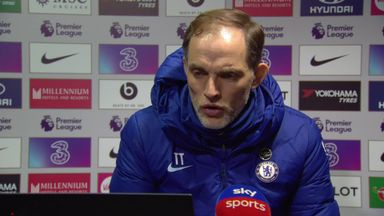Tuchel: Chelsea loves competition