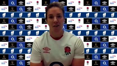 Hunter: Special to represent England again