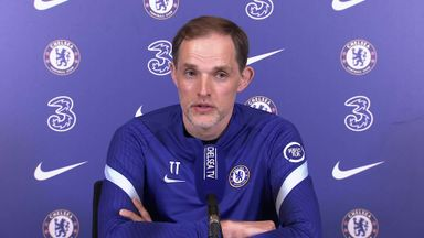 Tuchel: I'm here to be in the toughest competitions