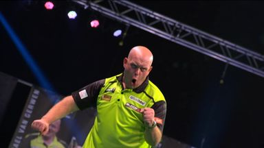 MVG's 129 after Clayton's narrow Big Fish miss
