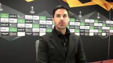 Arteta: We didn't manage the game well enough