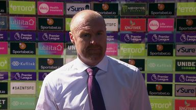 Dyche: There was a bit of naivety