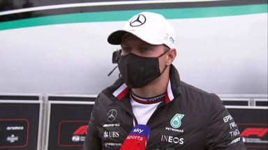 Bottas hopes to close gap on Red Bull