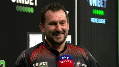 Clayton delighted with his nine-darter