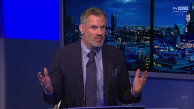 Carra: Everton's European record not good enough