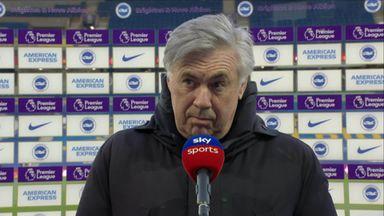 Calvert-Lewin out for Everton