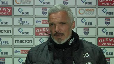 Goodwin delighted with Ross County win