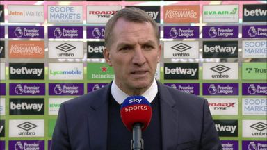 Rodgers: We handed it to West Ham on a plate