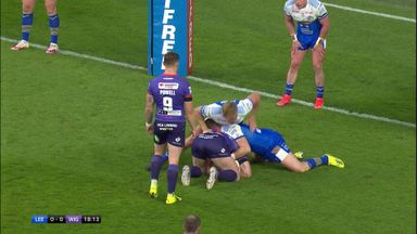 Super League highlights: Leeds 6-19 Wigan