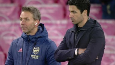 Lehmann: Something missing at Arsenal