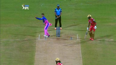 The most bizarre bowling IPL has seen?