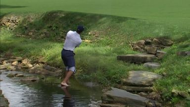 Struggles at Augusta's 'unlucky' 13th