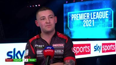 Aspinall: Wade win is massive