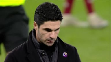 Arteta: We didn't take our chances
