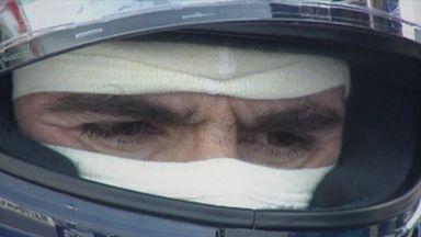 Damon revisits his race at Imola