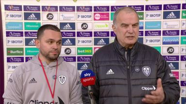 Bielsa: No thoughts about the smaller clubs