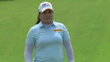 HSBC Women's World Championship: R2 highlights