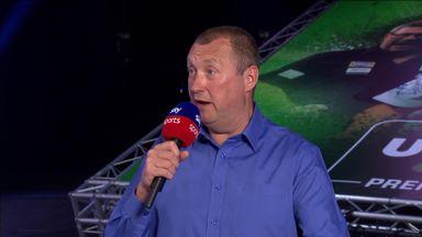 Pundits praise Hearn