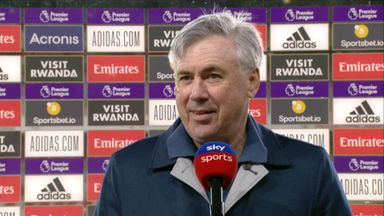 Ancelotti: It should've been a draw