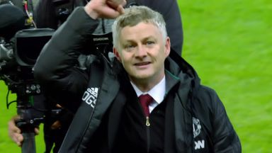 Solskjaer: Football community brought together