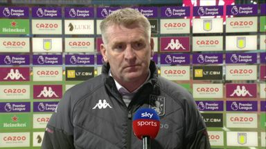 Smith disappointed by Villa defending