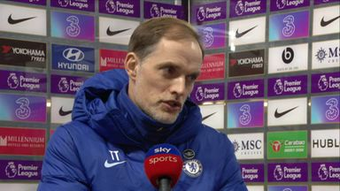 Tuchel: Maybe we were distracted