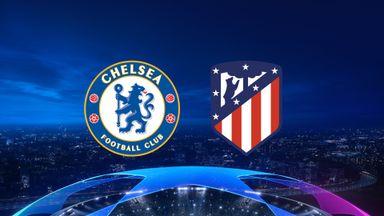 UCL: Chelsea v Atletico 20/21 Rnd o