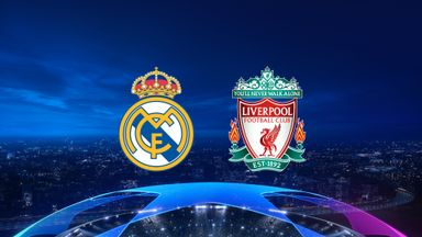 UCL: Real Madrid v Liverpool 20/21