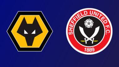Wolves v Sheffield United