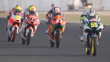 GP Doha - Moto3
