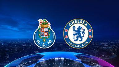 UCL: Porto v Chelsea 20/21 QF