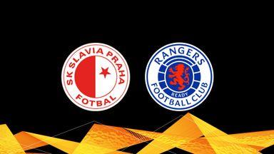 UEL: S Prague v Rangers 20/21 Rnd o