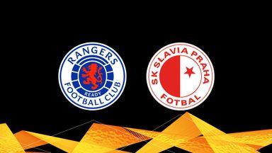 UEL: Rangers v S Prague 20/21 Rnd o