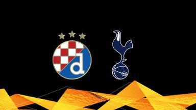 UEL: D Zagreb v Tottenham 20/21 Rnd