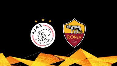UEL: Ajax v Roma 20/21 QF