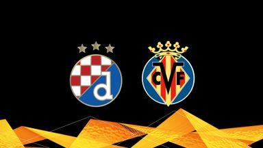 UEL: D Zagreb v Villarreal 20/21 QF