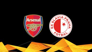UEL: Arsenal v S Prague 20/21 QF